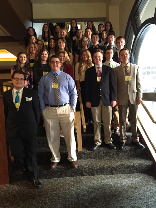 FBLA Competes at State Conference