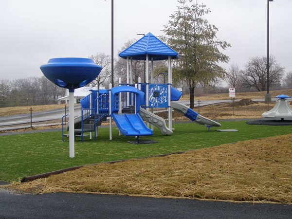 Primary playgroung
