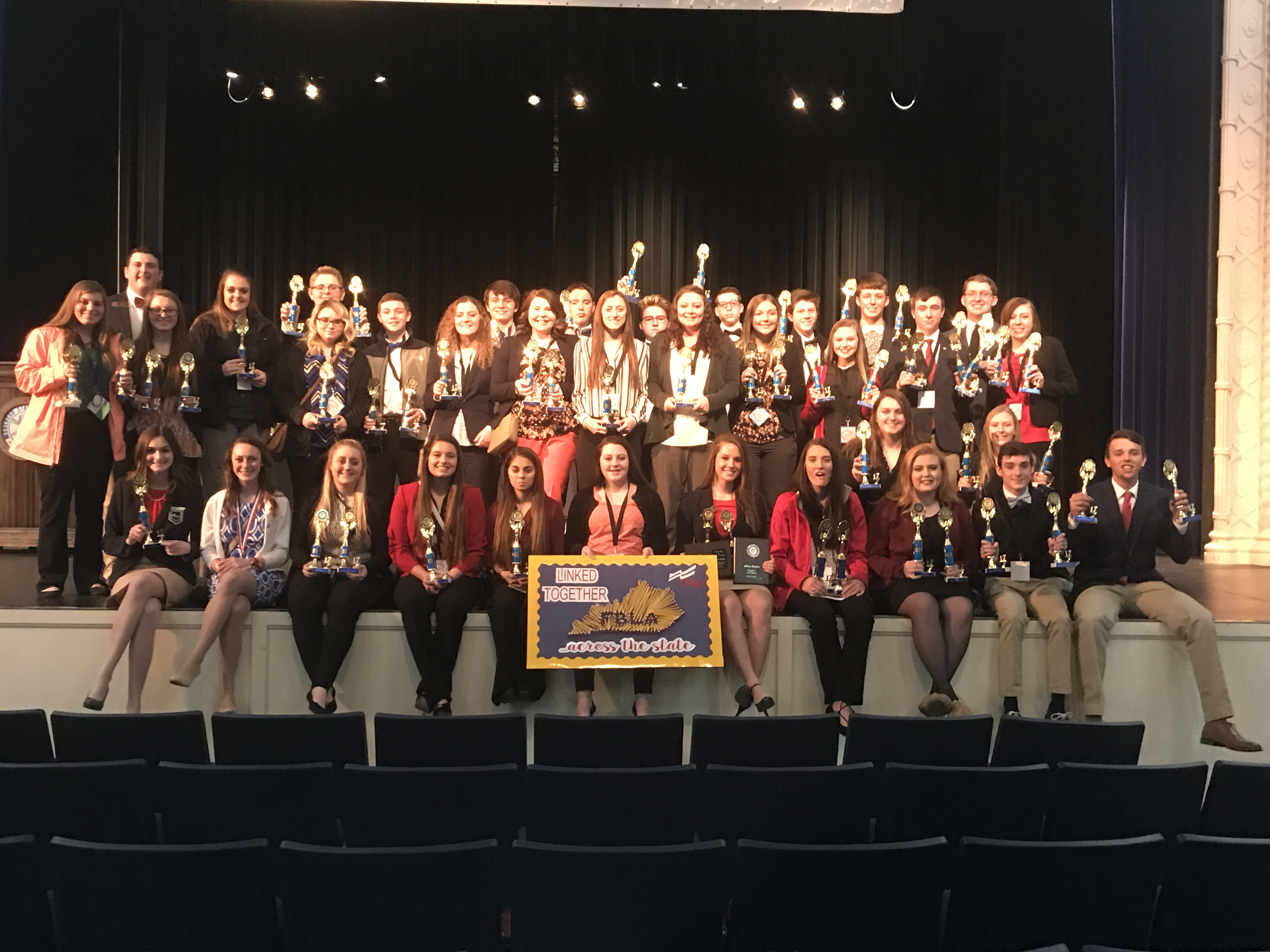 Nicholas County FBLA - 2017 Regional Leadership Conference
