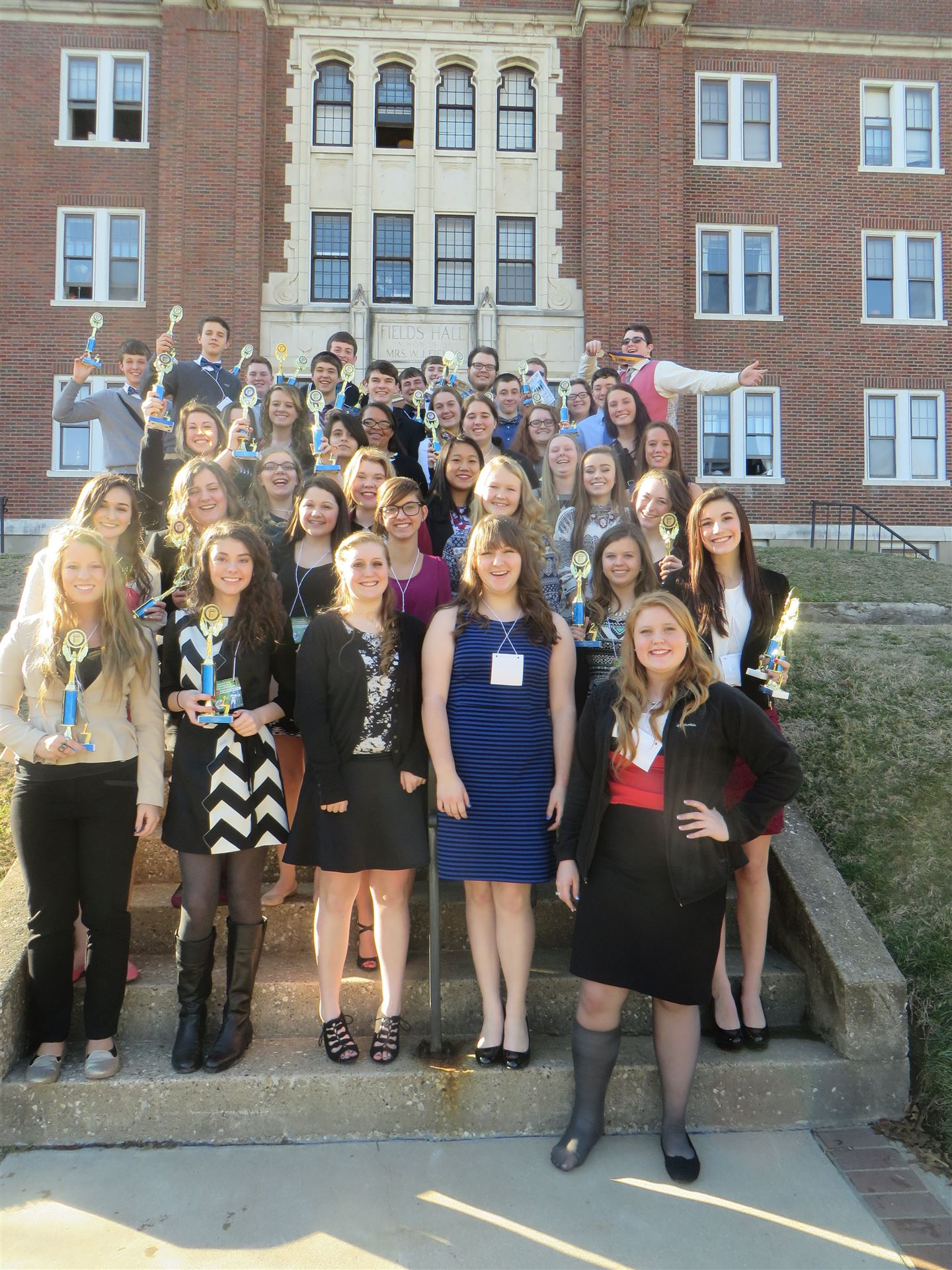 FBLA competes at Regional Competition