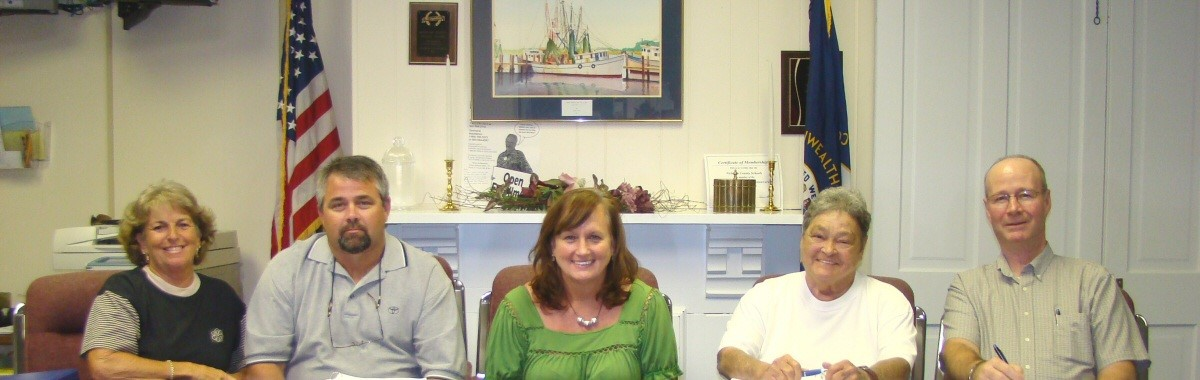 Nicholas Co Schools Board Members