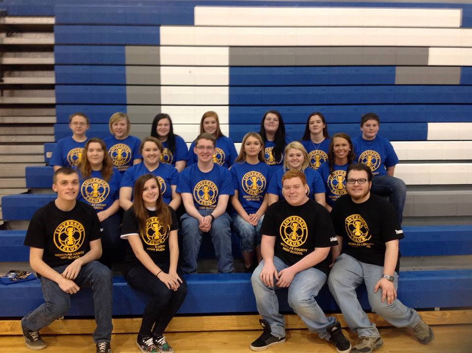 2014-2015 Interact Club