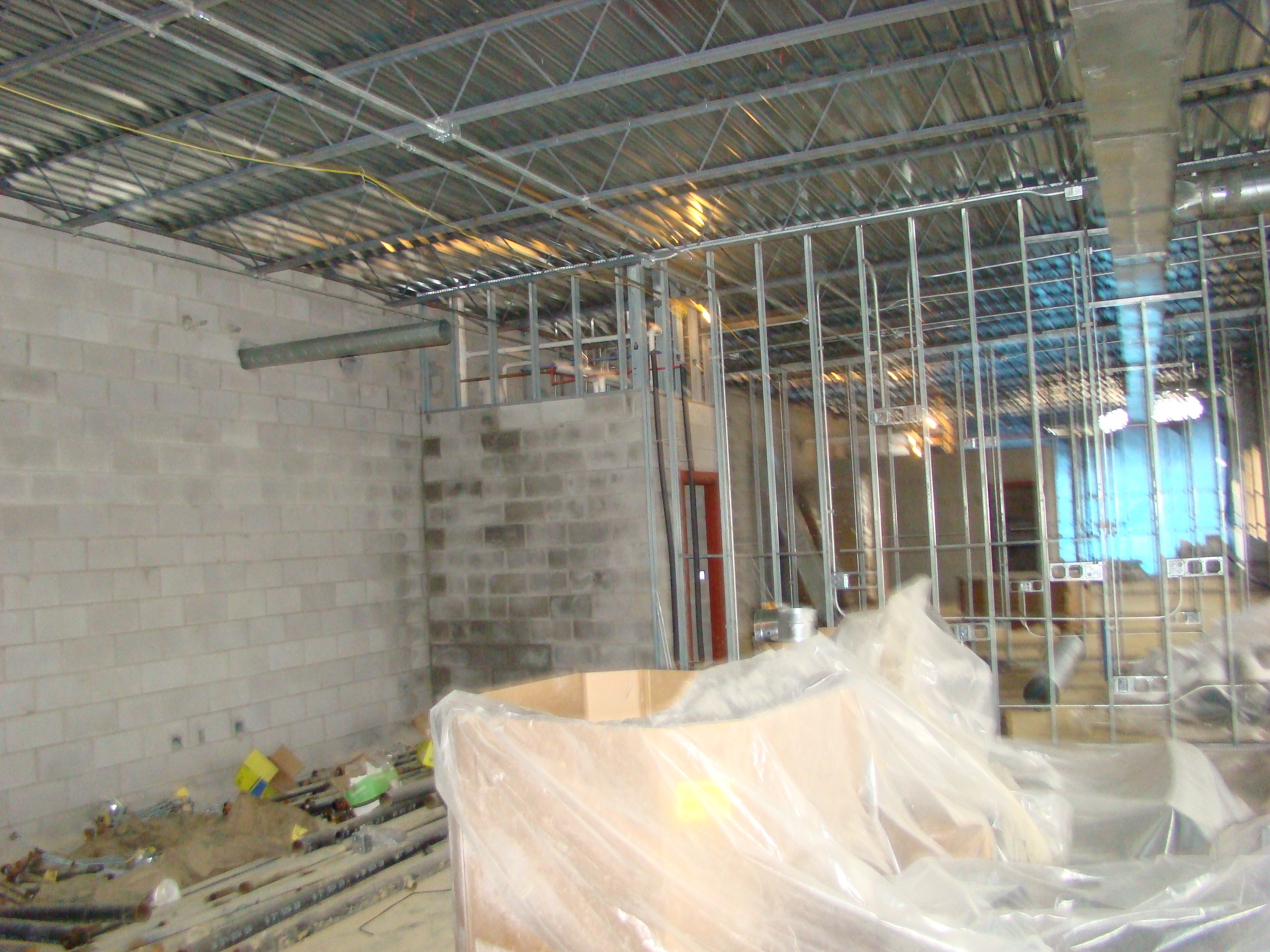 Nicholas County Elementary School Construction